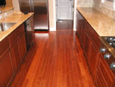 Santos Mahogany Kitchen Floor - TX